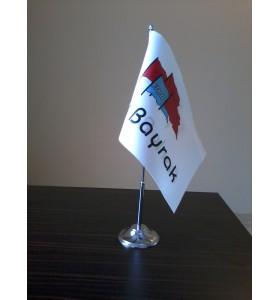 Özel Masa Bayrağı 15x22,5 cm