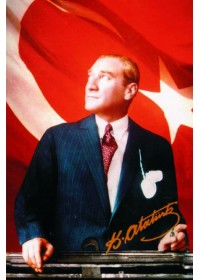 Atatürk Posteri FBR06