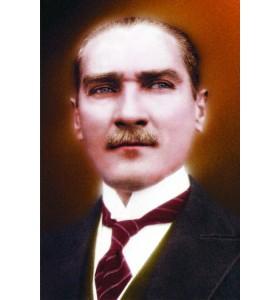 Atatürk Posteri FBR07