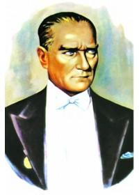 Atatürk Posteri FBR18
