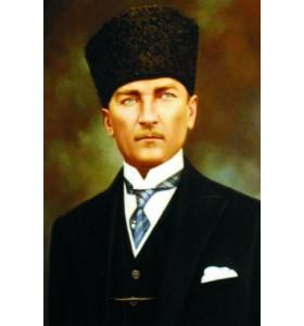 Atatürk Posteri FBR21