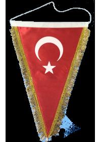 Üçgen Flama Türk Bayrağı