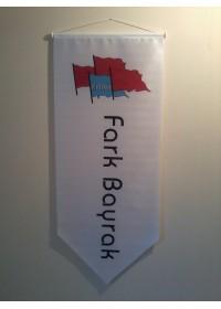 Kılıç Bayrak 50x125cm