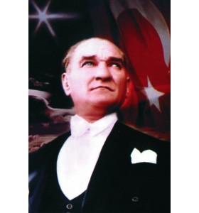 Atatürk Posteri FBR02