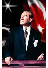 Atatürk Posteri FBR04