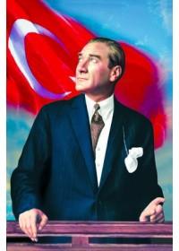 Atatürk Posteri FBR05