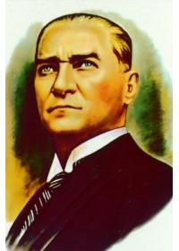 Atatürk Posteri FBR11