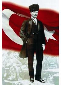 Atatürk Posteri FBR13