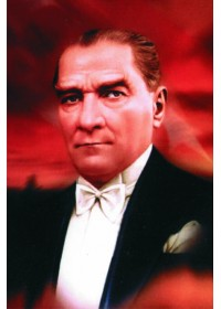 Atatürk Posteri FBR14