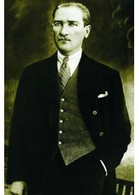Atatürk Posteri FBR16