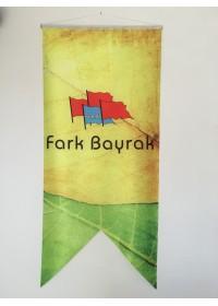 Kırlangıç Bayrak 50x125 cm